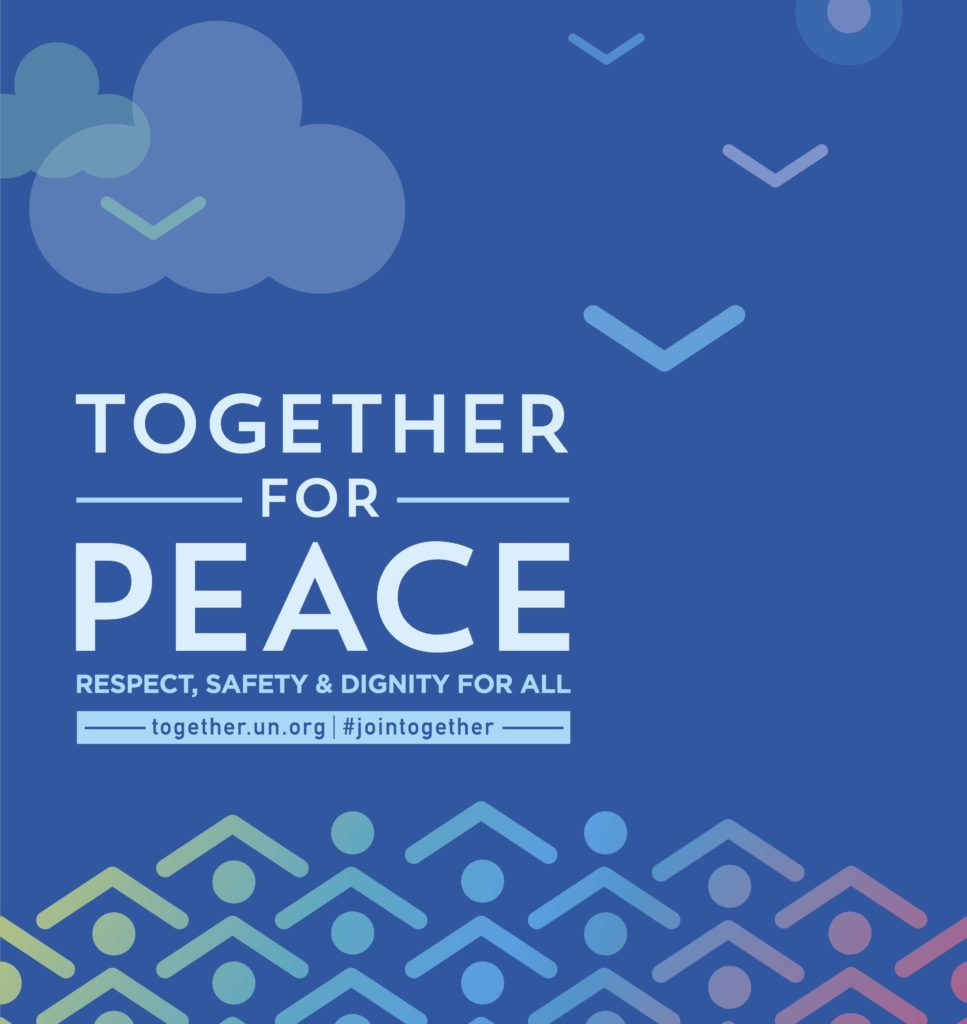 International Day of Prayer for Peace | New Apostolic Church TW